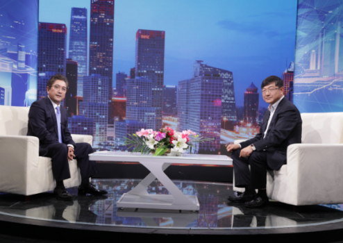 """""""赤峰市富承祥牧业""""总经理王振波做客《信用中国》"""
