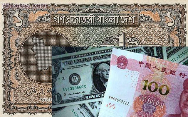 孟加拉国央行允许设立人民币结算账