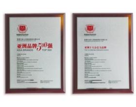 """""""亚洲品牌500强""""评出 富德生命人寿第八年"""