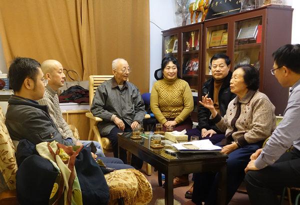 董公后人董宝云书画艺术工作室在京成立