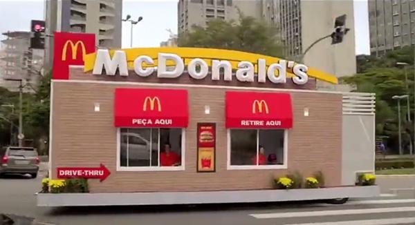 麦当劳已告知全美餐